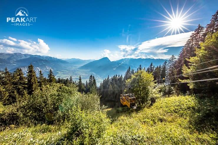 Vordere Grauspitze Äplibahn