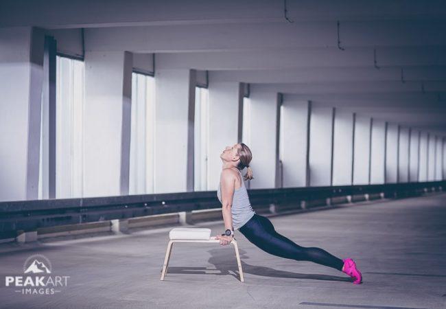 Feet-up Übungen
