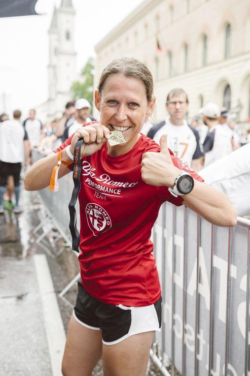 Halbmarathon Bestzeit Stadtlauf München