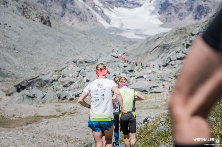 Outdoor Against Cancer Großglockner Berglauf