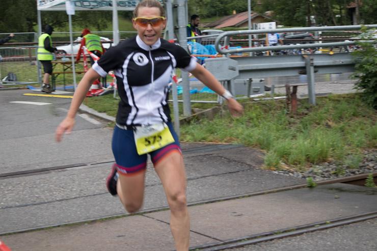 Triathlon Laufen läuft