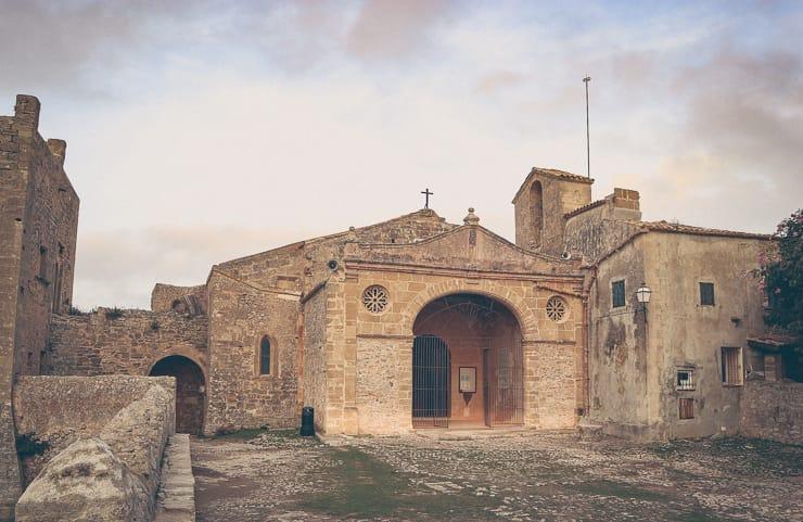 GR 221 mallorca kloster