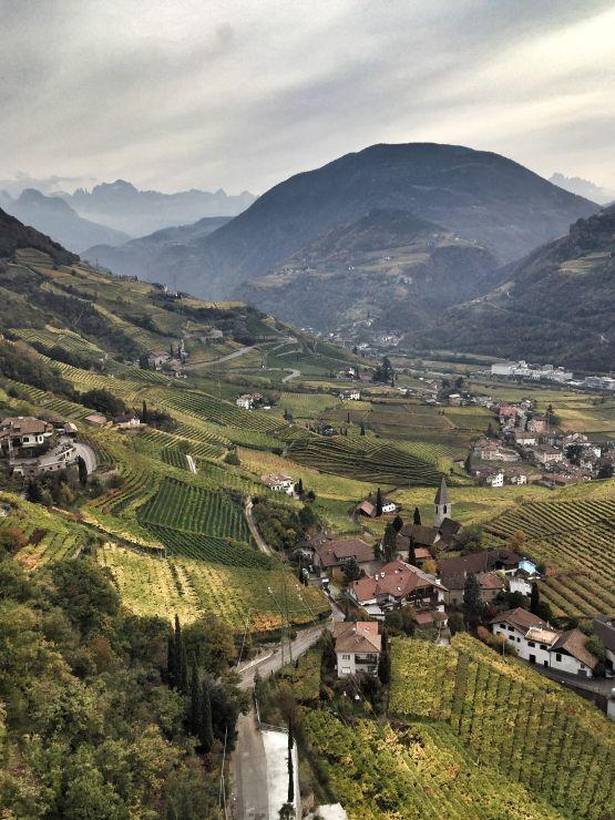 Südtirol Rittener Seilbahn