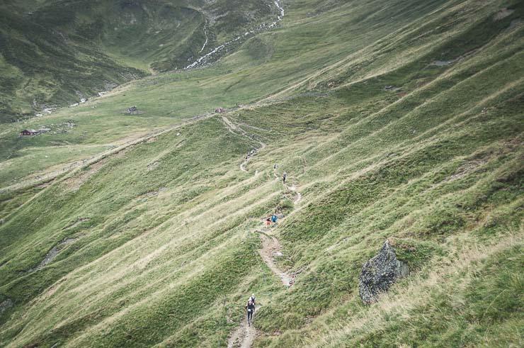 Transalpine-Run Alpenüberquerung