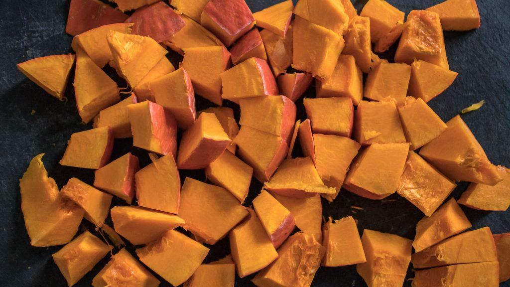 Kuerbissuppe Rezept Herbst