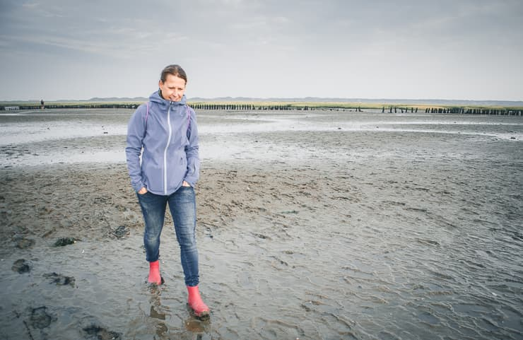 Ostfriesland Langeoog Wattführung