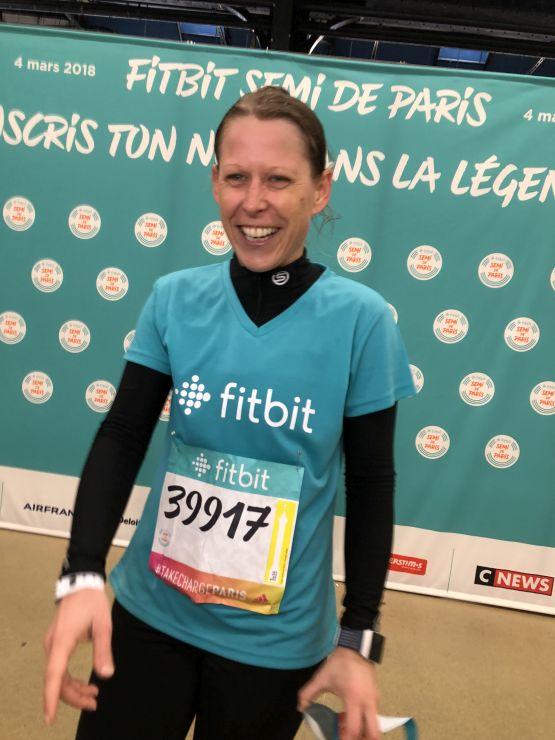 Paris Halbmarathon fazit finisher