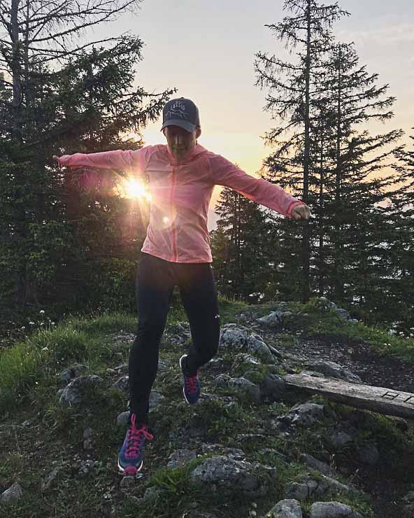Wildbarren tipps für sonnenaufgangswanderungen