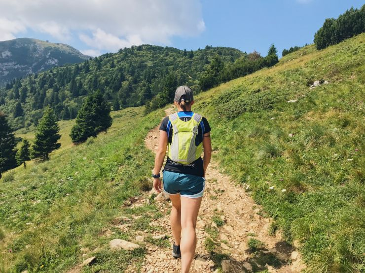 Monte Altissimo kurz vor Monte Varagna