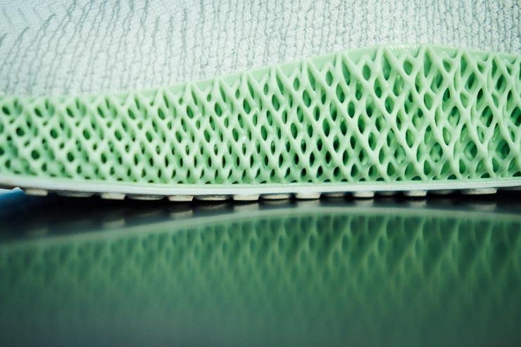 adidas alphaedge 4d gitterstruktur