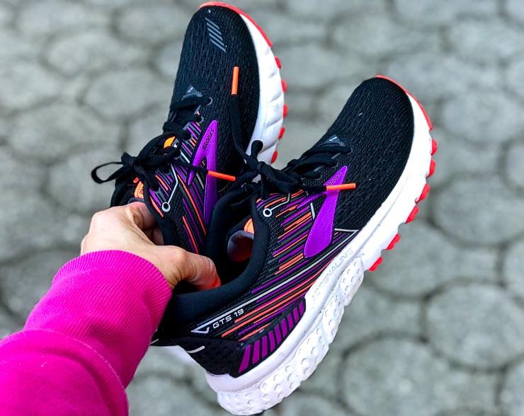 funchal marathon brooks adrenaline gts19