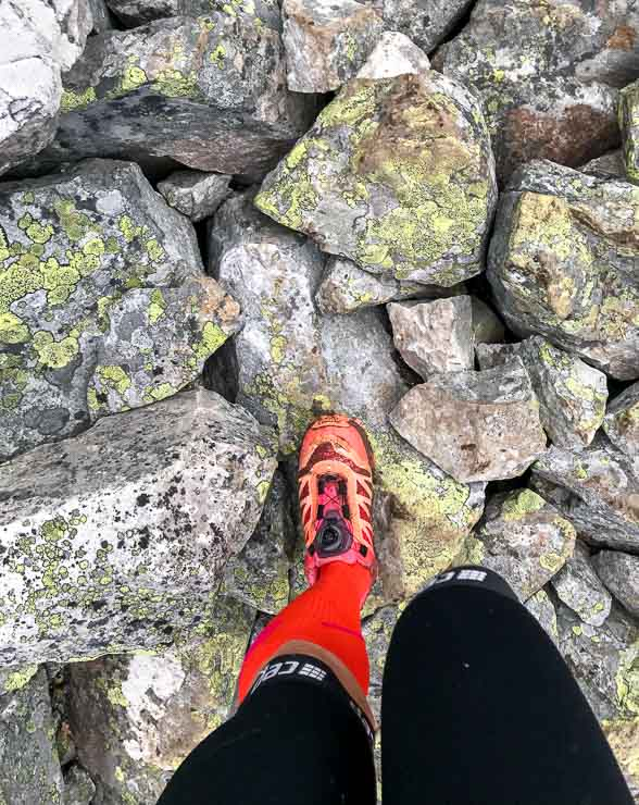 viking challenge gaustatoppen steine