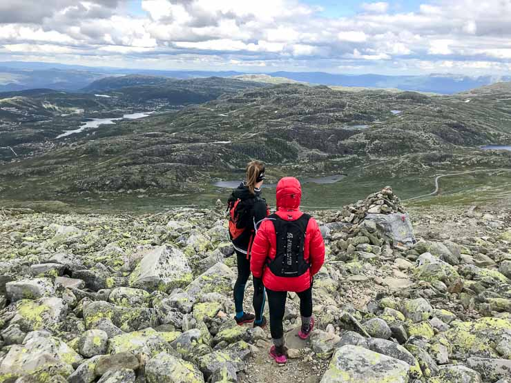 viking challenge gaustatoppen strecke