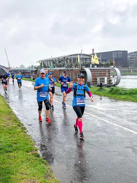mein schnellster marathon in krakau