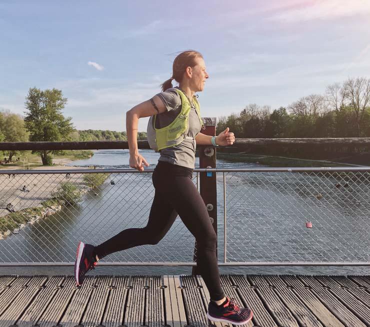 trainingsvorbereitung fuer den halbmarathon muenchen