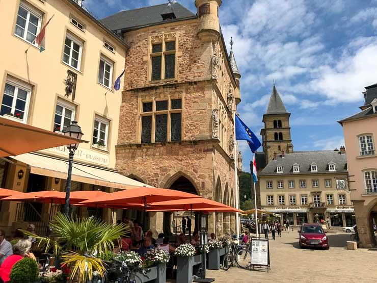 Luxemburg echternach mullerthaltrail