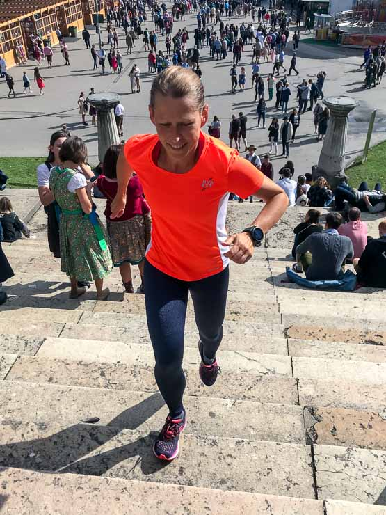 drei monate training new york marathon