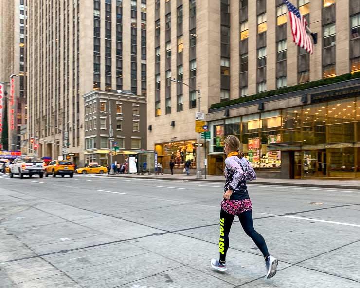 tcs new york city marathon lauf