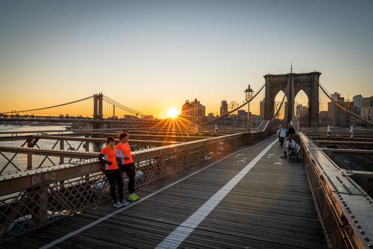 sightseeing tipp sonnenaufgang new york
