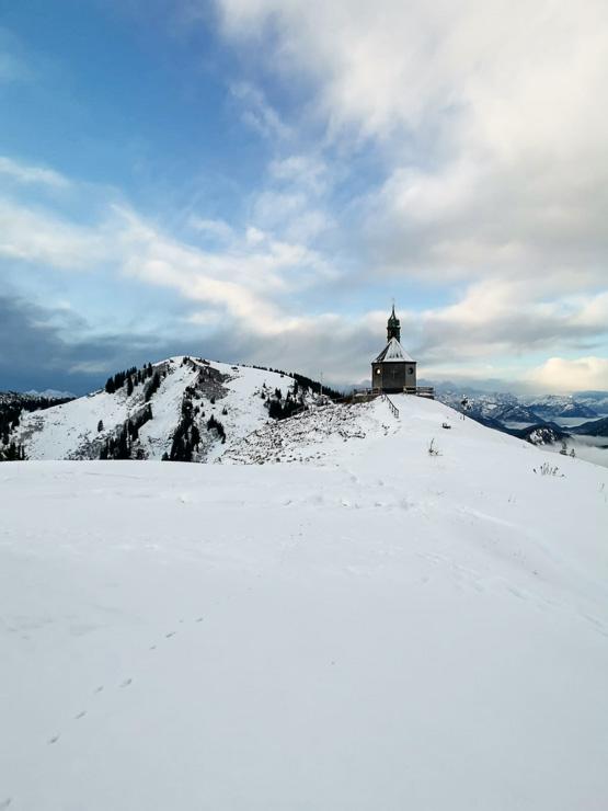 wallbergkapelle wanderung zum wallberg