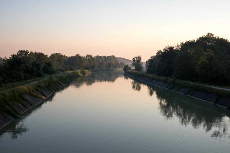 ueber Mittlere-Isar-Kanal zum feringasee