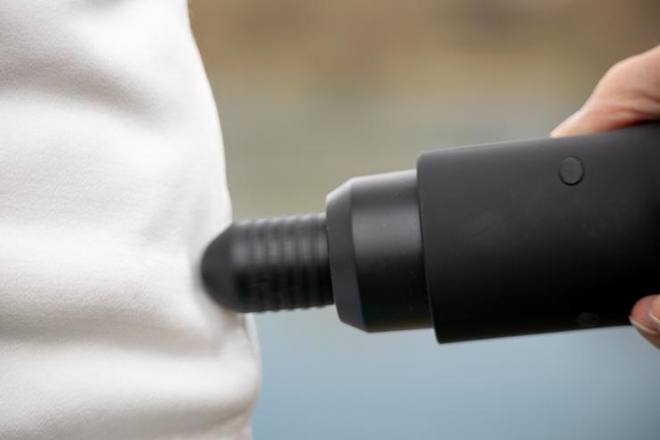 massagepistole bulletaufsatztriggerpunkt