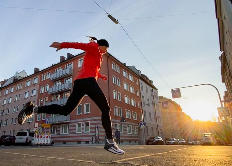 trainieren laufen regenerieren mit hypervolt