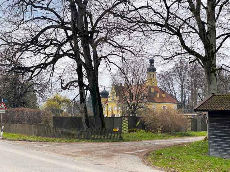 Schloss Rieden am staffelsee